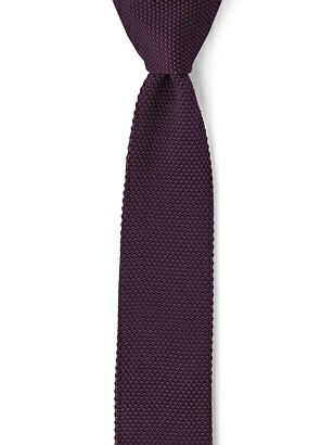 Knit Narrow Tie