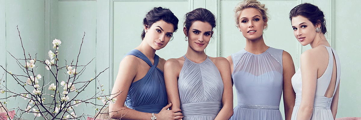 Bridesmaid Dresses and Formal Gowns | The Dessy Group
