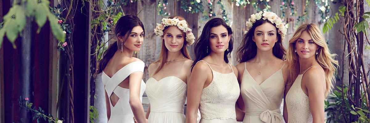 Rush & Super Rush Shipping on Special Order Bridesmaid Dresses