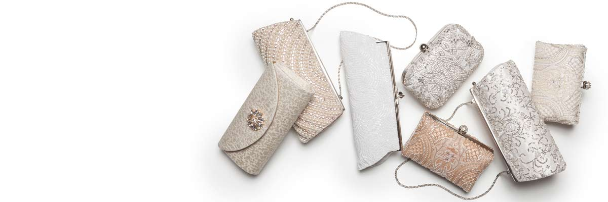 Dessy Wedding Handbags, Clutches & Totes