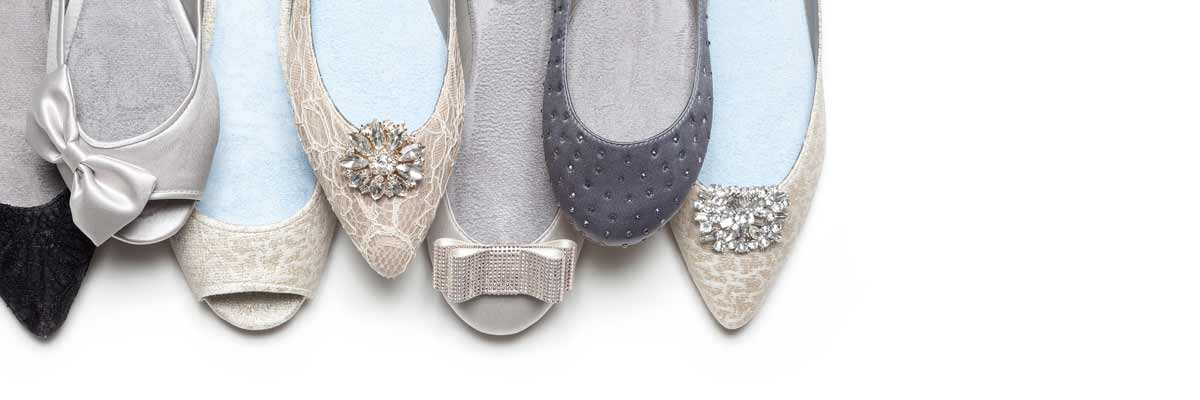 Dessy Wedding Shoes